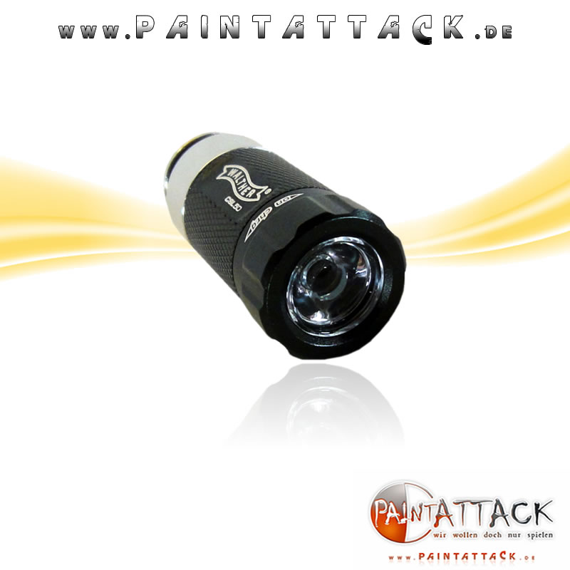 Walther Taschenlampe CSL 50  Akku LED Mini - Car Spot Light für PKW