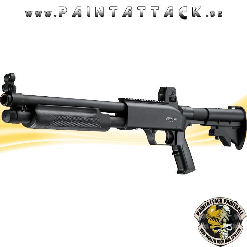 Walther T4E SG68 Paintball Shotgun