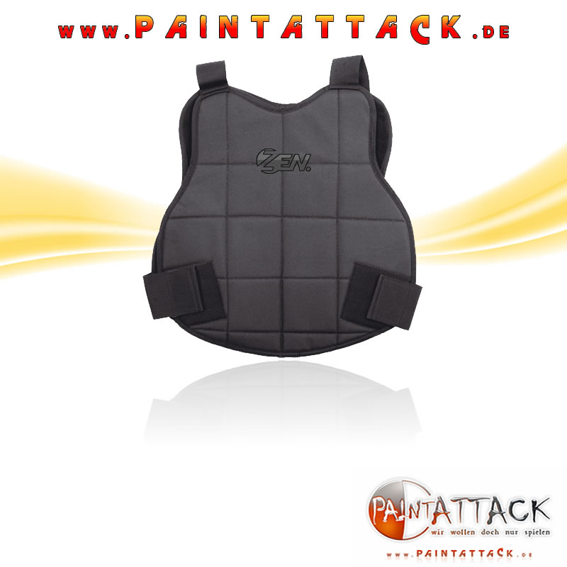 Brustpanzer Chest Protector ZEN für Softair und Paintball